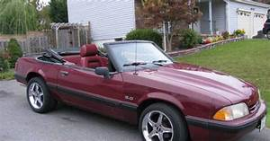 Ford Mustang 5 0l 1990 Eec