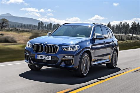 New Bmw X3 Suv Revealed Munich's Photocopier Is Working