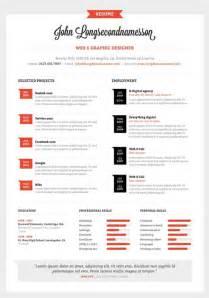 resume template 2014 free 40 creative cv resume designs inspiration 2014 web graphic design bashooka