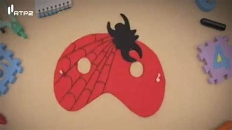 Como fazer a máscara do Homem Aranha