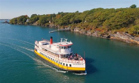 Casco Bay Lines in Portland, ME | Groupon