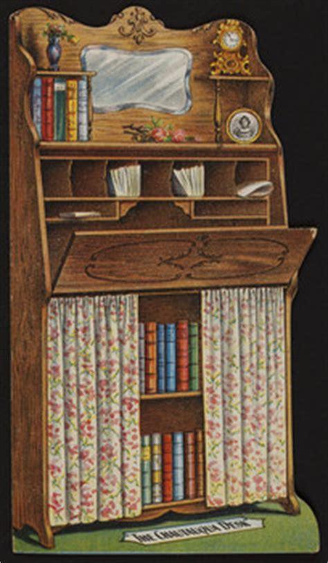 the chautauqua desk the larkin soap mfg co buffalo new york undated ephemera collection