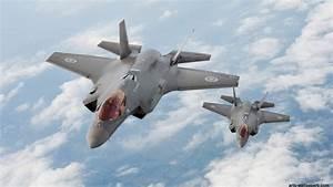 Lockheed Martin, F-35, Lightning Wallpaper, Desktop Wallpaper