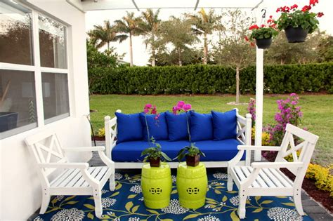 key west cottage style patio other metro by