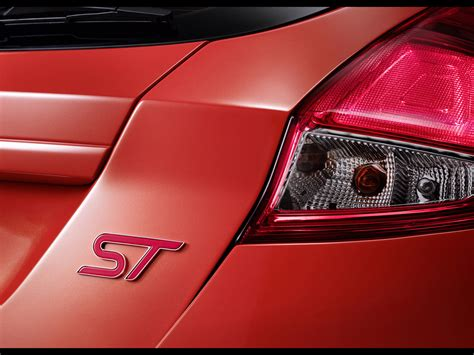 2018 Ford Fiesta St Concept Lettering 1280x960 Wallpaper