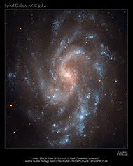 Hubble Telescope Dark Space