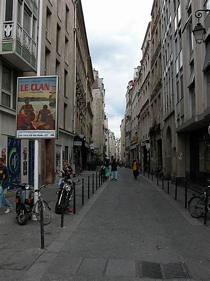 Paris France Street Shopping Les Halles Spiders