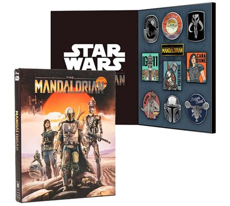 Star Wars The Mandalorian 10 Pin Set at Geek Store ...