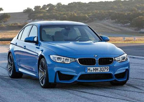20182019 Bmw M3 And M4  Sports Cars Every Day Cars