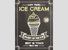 Ice cream poster background free vector download 51,786