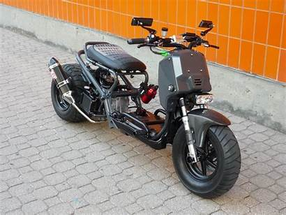Honda Ruckus Engine Scooters Rat Rod Extended