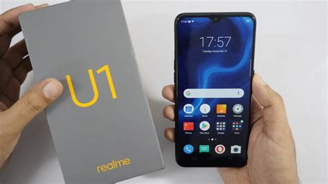 realme u1 unboxing overview mid range