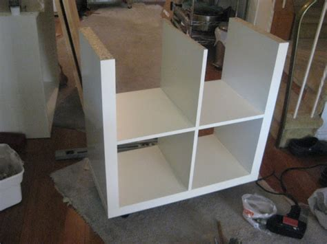 ikea rolling kitchen island expedit rolling kitchen island ikea hackers ikea hackers