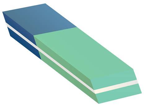 eraser clipart png blue green eraser clipart transparent png stickpng