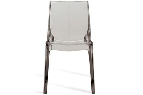 chaises transparentes pas cher chaise transparente chaises design pas cher declik deco