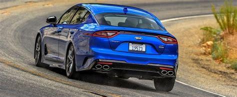 2018 Kia Stinger Hits U.S. Dealerships, Priced At $31,900 ...