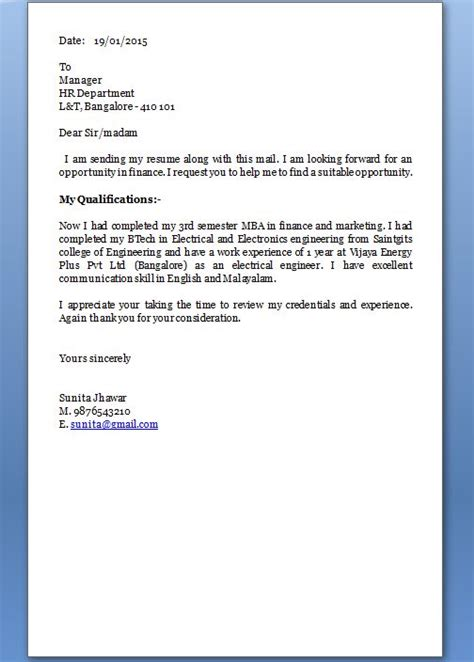 How To Make A Cover Letter Free by How Make Cover Letter For Resume Easy Create The