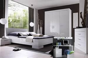 Deco Chambre Moderne : chambre moderne complete ~ Melissatoandfro.com Idées de Décoration