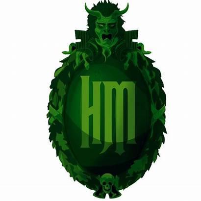 Haunted Mansion Pluspng Plaque Toro Del Transparent