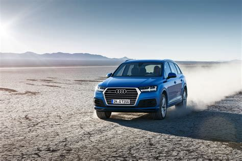 New Audi Q7 2018 Official Pics And Details Pictures