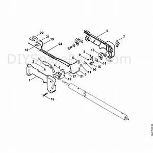Stihl Fs 80 Brushcutter  Fs80 4137   Parts Diagram  R