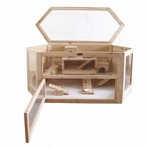 Maison Pour Lapin : habau 1347 habitat pour rongeurs ~ Premium-room.com Idées de Décoration