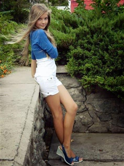 Teen Models And Models On Pinterest