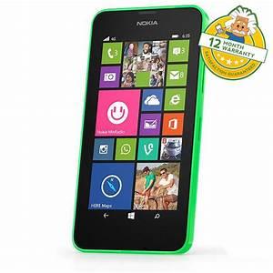 Nokia Lumia 635 Windows Smartphone 8Gb 4G LTE All Colours ...