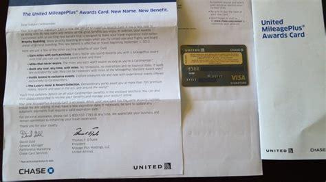 chase united mileageplus awards card million mile