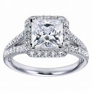 Black diamond engagement ring princess cut hd princess cut for Princess style wedding rings