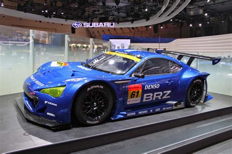 subaru brz racing it s official this time subaru reveals the production brz