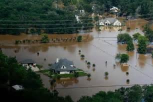 2016 Brazos River Brazoria County Flooding