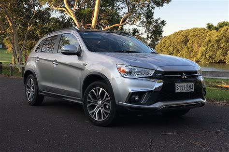 Asx gsr 2.0g 2wd cvt: Mitsubishi ASX 2018 review   CarsGuide