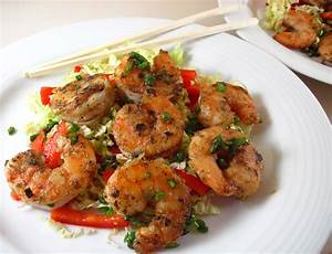 Salt and Pepper Shrimp | In the kitchen with Kath