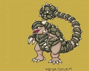 Pokemon Golem Evolution Images | Pokemon Images