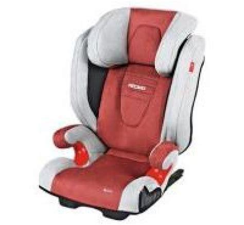 nouveau siege auto recaro monza seatfix un nouveau siège enfants