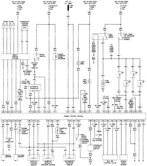 94 Grand Am Wiring Diagram by Repair Guides Wiring Diagrams Wiring Diagrams