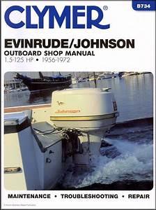 Evinrude Johnson Outboard 1 5