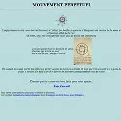 Mouvement Perpetuel Roue : sciences brif pearltrees ~ Medecine-chirurgie-esthetiques.com Avis de Voitures