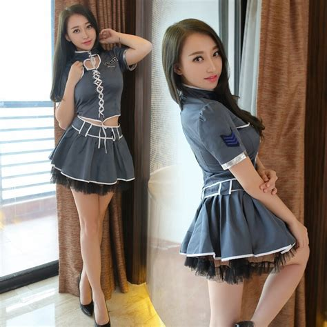 Hot Free Shipping COSPLAY Policewomen Uniform Sexy Lingerie Women Costumes Sex Products Toy Sexy