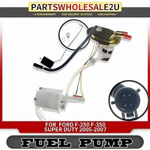 Fuel Pump W   Sending Unit For Ford F