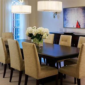 centerpieces for round dining tables home christmas With dining room table centerpiece decorating ideas