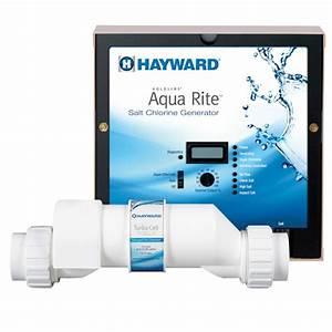 Aquarite U00ae Salt Chlorinators