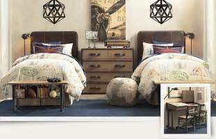 travel themed bedroom interior design ideas