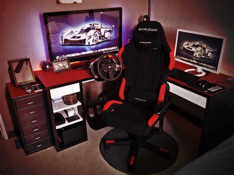 fauteuille de bureau gamer bureau gaming dxracer le monde de léa