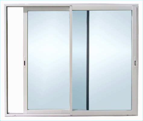 fenetre coulissante alu standard dimension baie vitre standard baie vitre taille standard