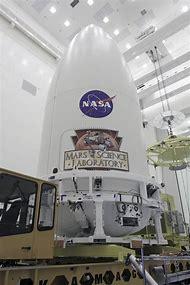 Mars Rover Curiosity Launch