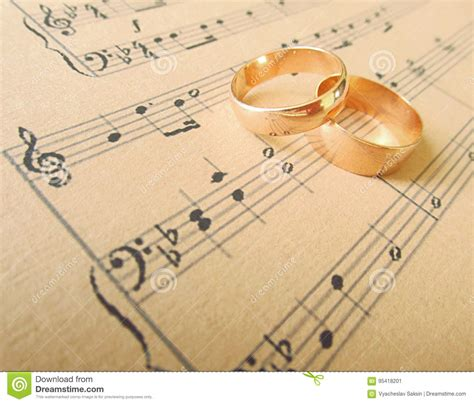 wedding stock image image of vintage marries married 95418201