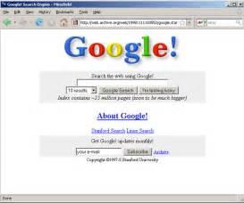 History Of The Web: Part 1 (Apple, Google, Yahoo ...