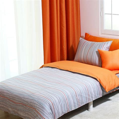 27551 orange and grey bedding 332 best images about foster bedroom on